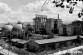 Abandoned chemical plant